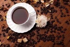 Free Aroma Coffee Stock Image - 17933661