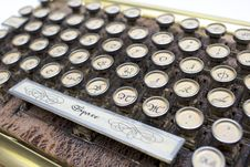 Free Typewriter Stock Image - 17933671