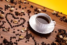 Free Aroma Coffee Stock Images - 17933904