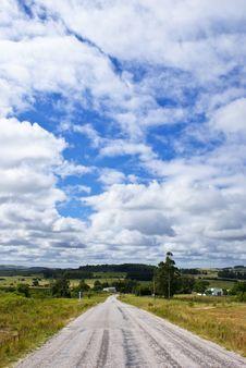 Free Summer Road Stock Image - 17934701