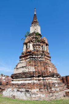 Free Old Pagoda Stock Image - 17935771