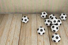Free Room Football Stock Photos - 17936123
