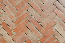 Free Brick Pattern Stock Photography - 17936162