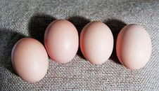 Free Brown Eggs. Stock Images - 17936394