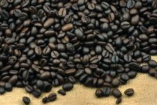 Free Coffee Beans Stock Photography - 17936602