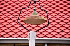 Free Street Lamp Royalty Free Stock Images - 17938379