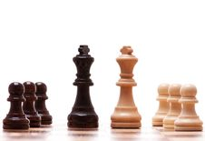 Free Chess Pieces Royalty Free Stock Images - 17938959