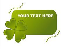 Free St. Patrick S Day Frame Royalty Free Stock Photo - 17939155