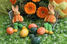 Free Easter Decorations Stock Photography - 17939792