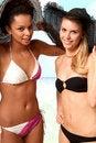 Free Beach Girls Stock Photography - 17940622