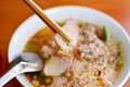 Free Asian Style Noodle Stock Photography - 17945672
