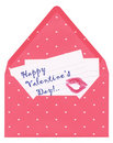 Free Love Letter Royalty Free Stock Image - 17946966