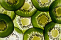 Free Sliced Kiwi Stock Photos - 17948073