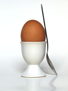 Free Egg Cup Stock Photo - 17940140