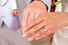 Free Wedding Ring Stock Photography - 17940212