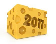 Free A Piece Of Cheese Stock Photos - 17940823