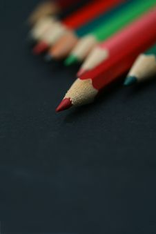 Free Pencil Background Stock Photo - 17940940