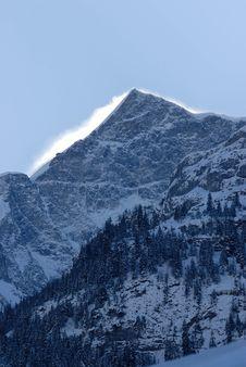 Free Mountain Peak Stock Photo - 17941030