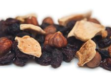 Free Sultanas, Dried Fruit And Nuts Stock Images - 17942344