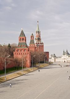 Free Moscow Kremlin Stock Images - 17943204