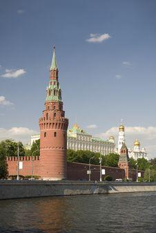 Free Moscow Kremlin Royalty Free Stock Photo - 17943225