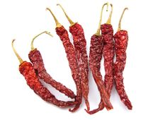 Free Red Chillies Royalty Free Stock Photography - 17943717