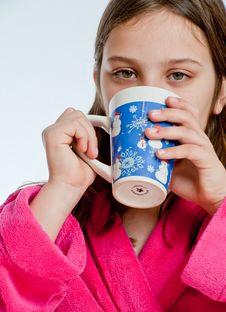 Free Hot Chocolate Sip Stock Image - 17945401