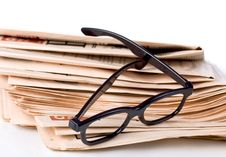 Free Newspapers Stock Photography - 17946372