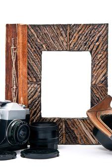Free Camera And Album Stock Photos - 17946873