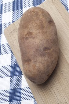 Free Fresh Potato Food Background Royalty Free Stock Photos - 17947028