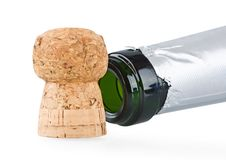 Free Champagne And Cork Royalty Free Stock Photography - 17947097