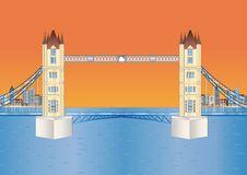 Free Tower Bridge At Sundown Royalty Free Stock Photography - 17947317