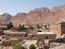Free Bedouin Willabe In Mountains Stock Photos - 17948323