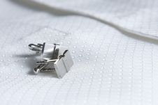 Free Cufflinks Stock Photography - 17948932