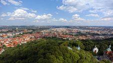 Free Prague In Panorama Stock Photos - 17949833