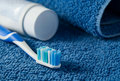 Free Toothbrush And Toothpaste Stock Photos - 17956573
