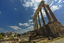 Free Palatino - Forum Romanum Stock Photos - 17950253