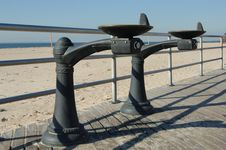 Free Water Fountain, Coney Island Royalty Free Stock Photography - 17950697