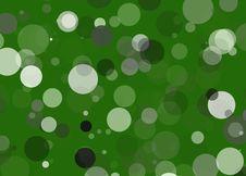 Green Abstract Dot Background Stock Photos