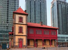 Free China  Yantai City Stock Photography - 17951102