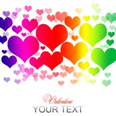 Free Colorful Background Royalty Free Stock Image - 17951276