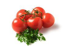 Free Red Tomatoes Royalty Free Stock Photography - 17951457