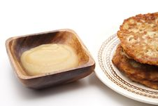 Free Apple Porridge Royalty Free Stock Images - 17951759