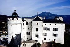 Free Salzburg, Austria Royalty Free Stock Photography - 17952487