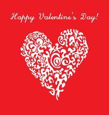 Free Valentine Background Royalty Free Stock Photography - 17953827