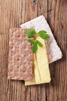 Free Variety Of Crispbread Stock Photo - 17954580