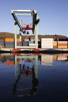 Free Port Stock Image - 17955681