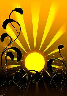 Free Sunrise Royalty Free Stock Photos - 17956128