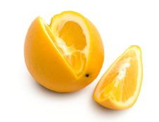 Free Sliced Orange Stock Photo - 17956380