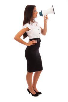 Free Business Woman Stock Photo - 17956620